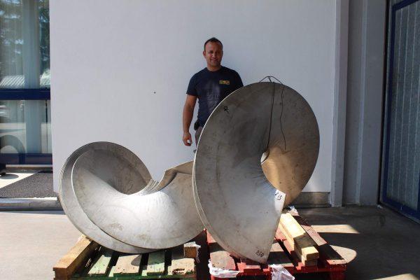 spirali-da-piatto-Mille-srl-soluzioni meccaniche-smaltimento2