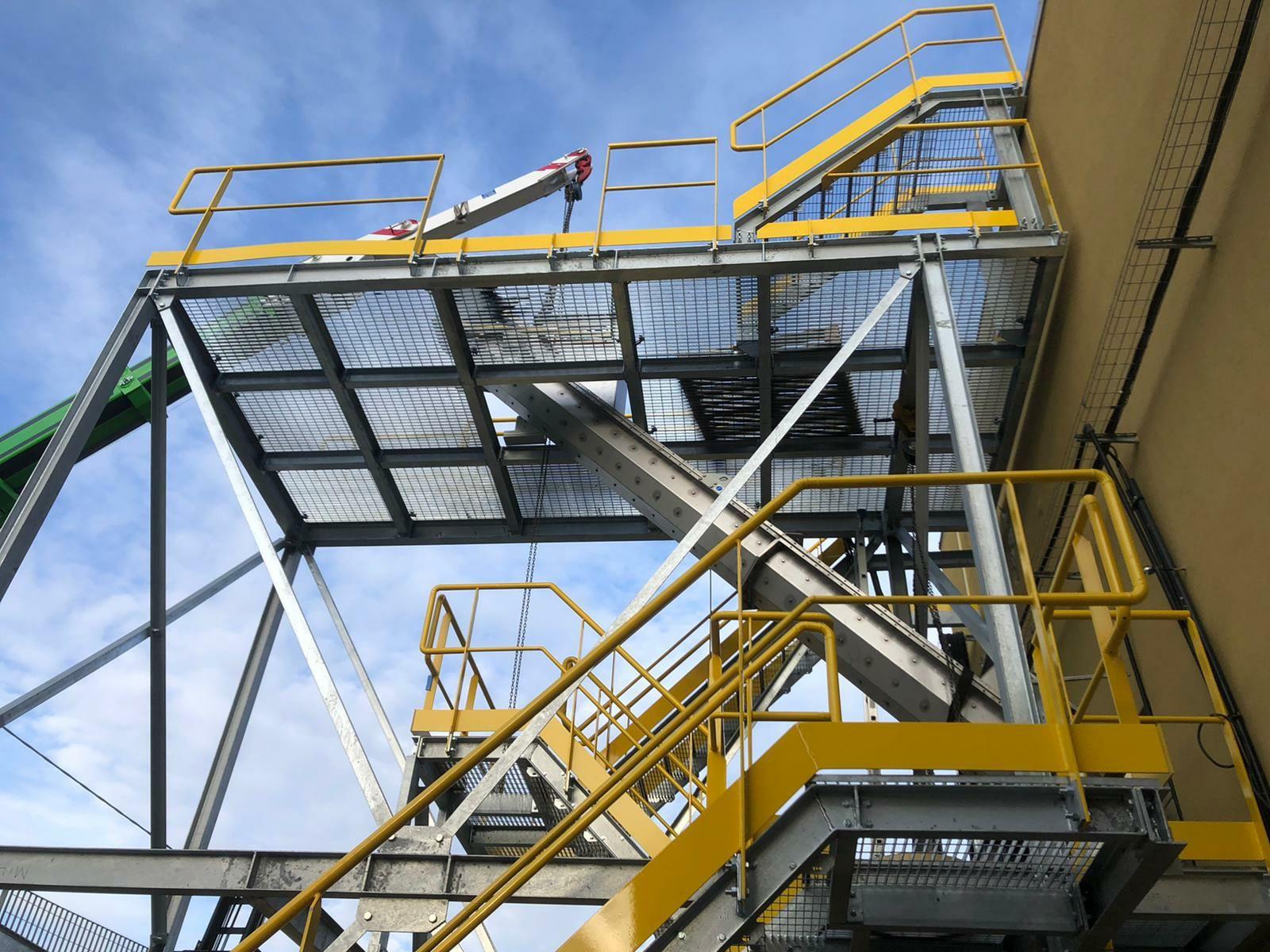 Impianto per Biogas